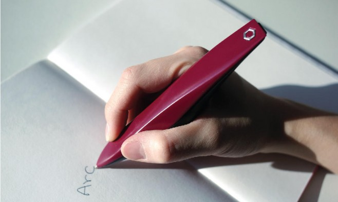 The ARC pen designed to help PwPs with micrographia