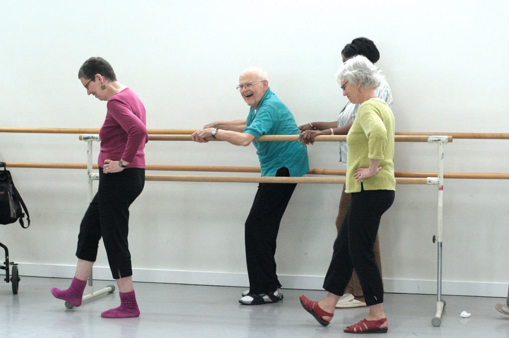 DFPDadolph et al  --tap dancing shuffle step step tap