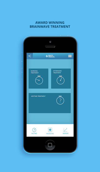 Beats Medical Parkinsons Treatment App 2