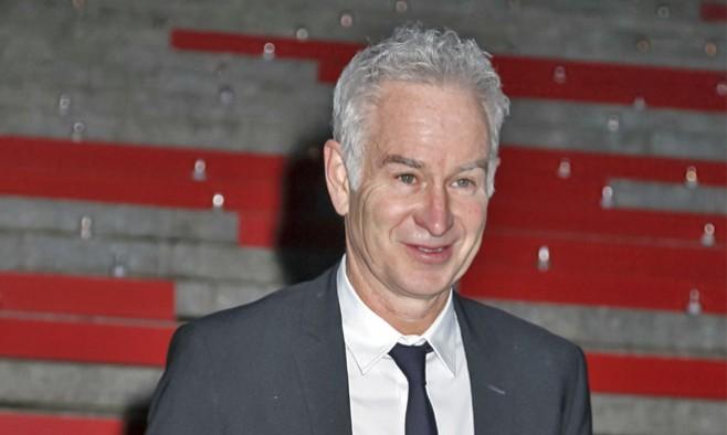 John McEnroe lead