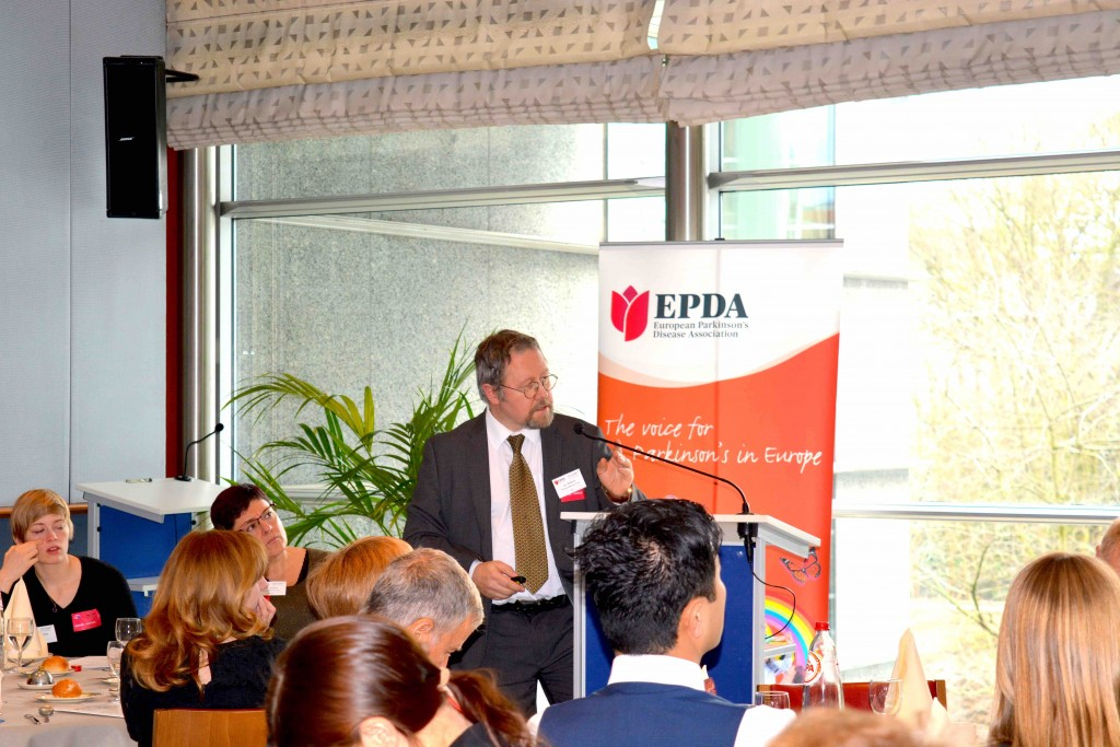 Knut-Johan Onarheim, president, EPDA