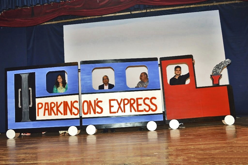 Parkinson's-Mumbai-play-train
