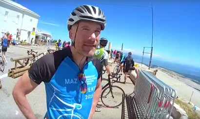 Parkinson's UK Ventoux - June events lead