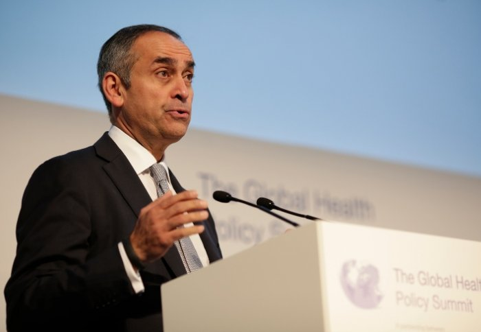 Professor and Dr Lord Darzi