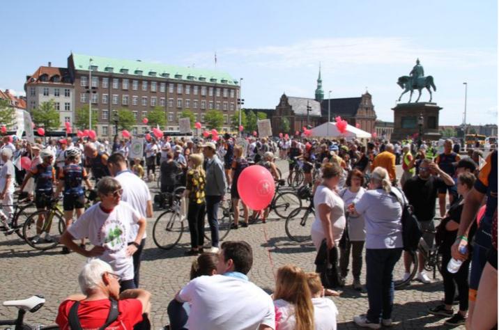 Copenhagen Parkinson's Unity Walk