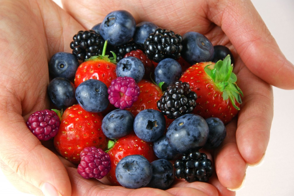 Superfoods berry