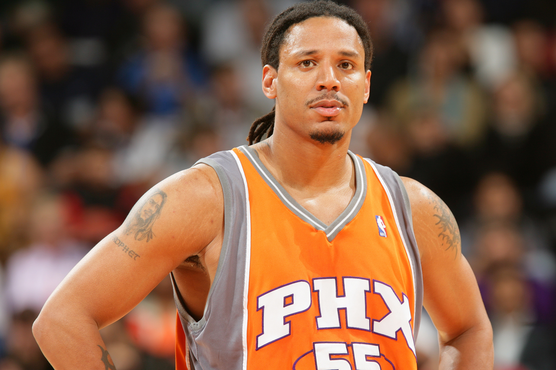 Ex NBA player Brian Grant opens up about his Parkinson s disease