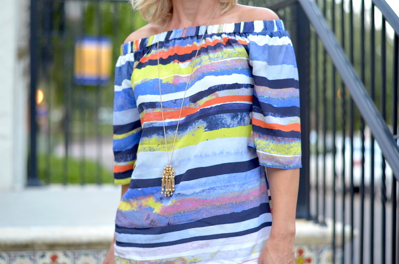 Tonya Walker Closet London Top 2