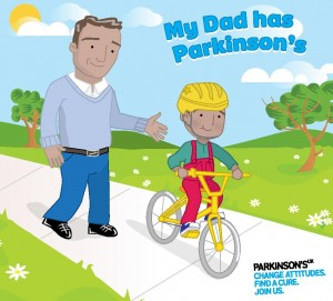 My dad has Parkinson's
