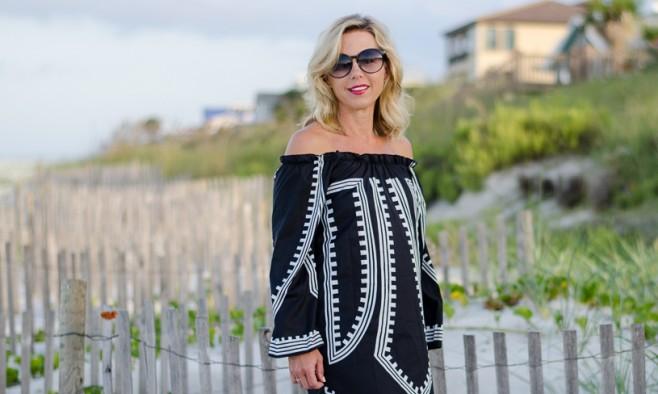 Tonya Walker Romwe Dress-1