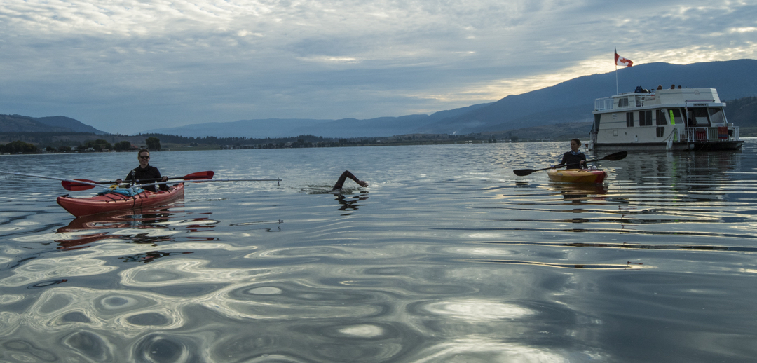Adam Ellenstein Okanagan Lake Aug 2016
