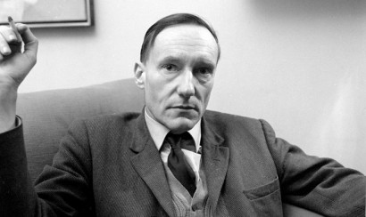 William Burroughs London 1960