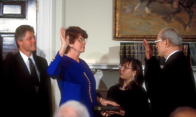 Janet Reno lead