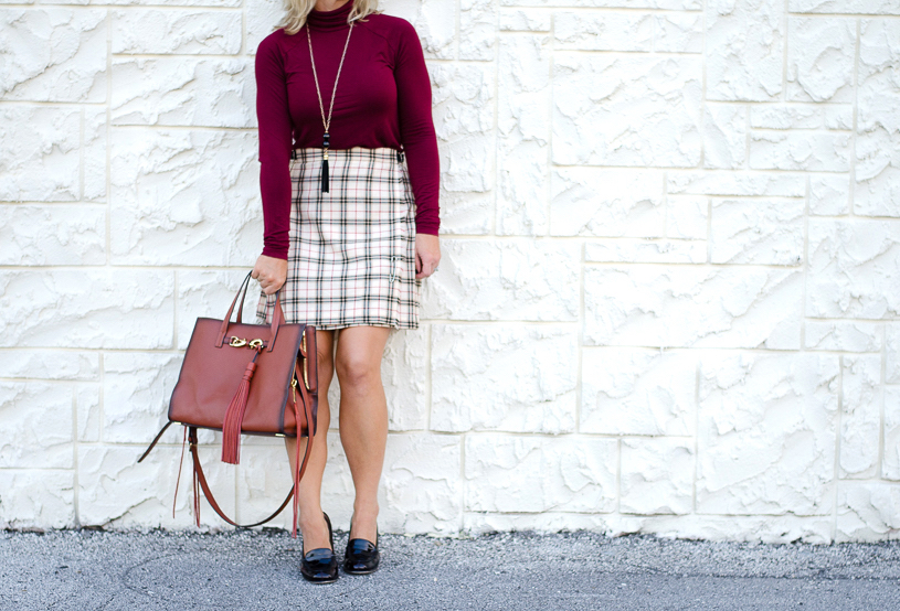 michael-kors-loafers-burberry-skirt