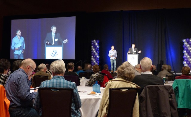 Northwest Parkinson's Foundation Conference lead