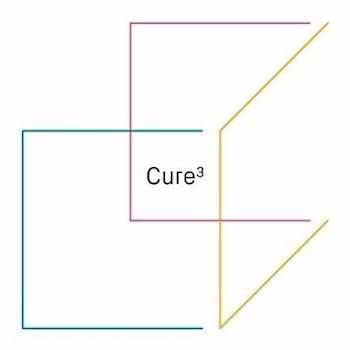 Cure3 logo