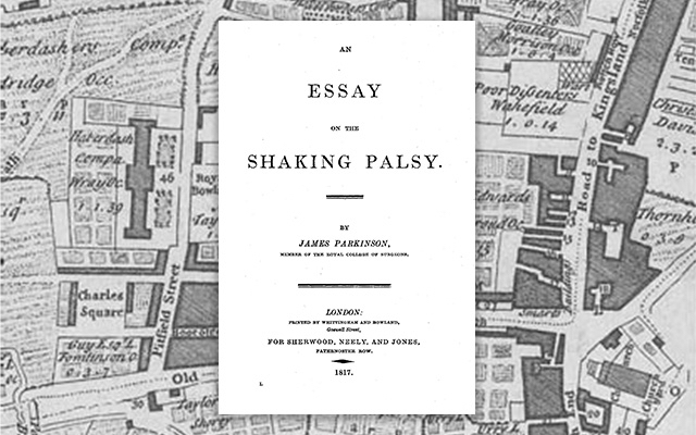 parkinson j. an essay on the shaking palsy Wwwthelancetcom vol 387 january 16, 2016 217 case histories parkinson's disease had james parkinson never written an essay on the shaking palsy, he might now be remembered as an adventurous activist in an age of turmoil born in london, in 1755, he belonged to a generation whose political consciousness.