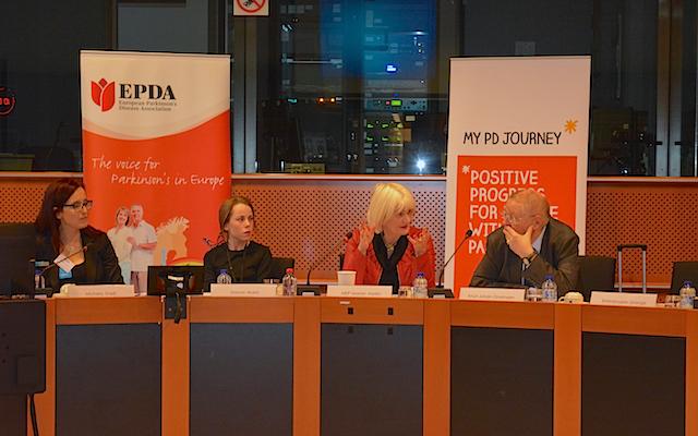 MPDJ Speaker panel
