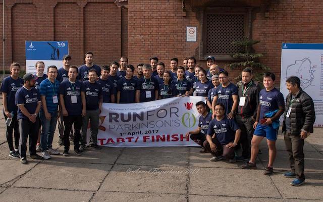 Nepal Runners