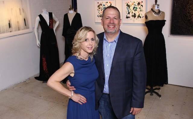 Tonya and Chad Walker Art of Fashion lead