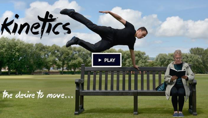 Kinetics Kickstarter video