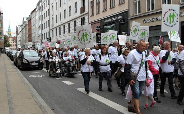 In My Country Denmark Copenhagen Unity Walkers