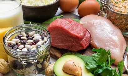Food rich in vitamin B6