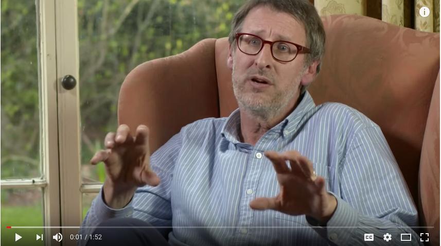 Roger Barker Stem cells video