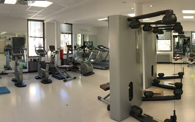 European Parkinson Therapy Centre Gym