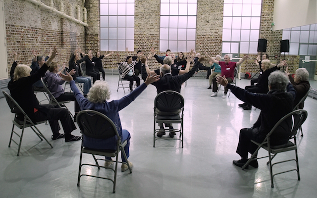 BalletBoyz class