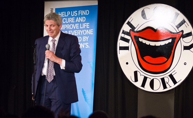 Paul Mayhew-Archer at The Comedy Store