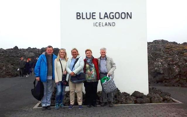 Blue Ice Lagoon Iceland