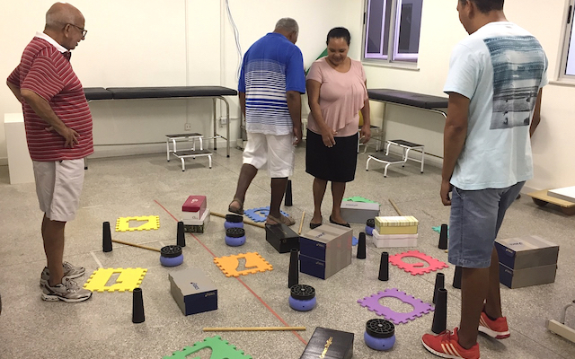 PT multi-tasking training