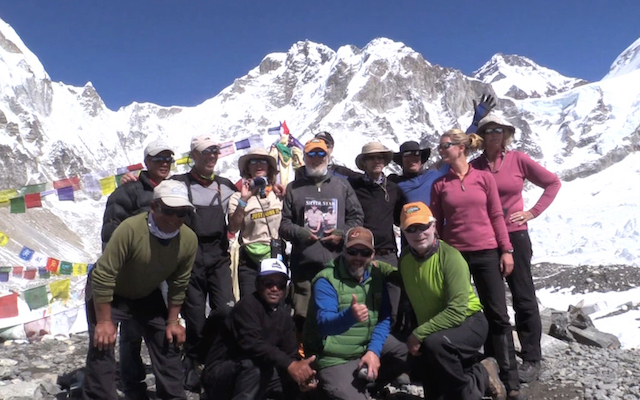 Summit For Stem Cell Everest