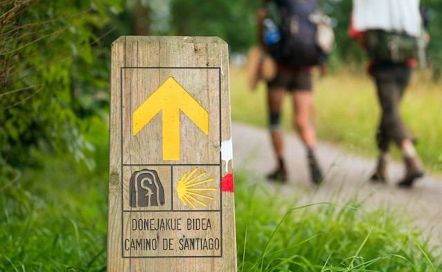 pilgrimage at Camino de Santiago