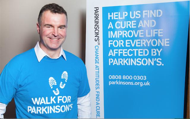 Dave Clark Parkinson's UK