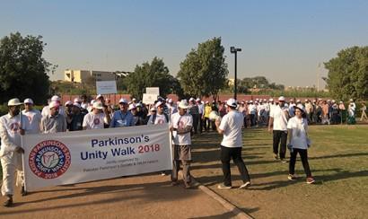 PPS Unity Walk 2018 lead