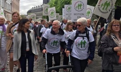 Copenhagen Unity Walk