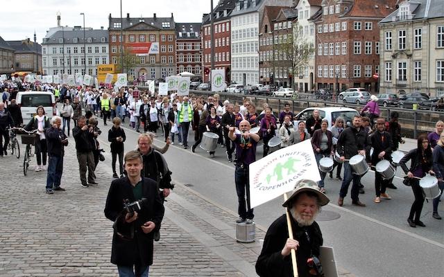 Kopenhagen Einheitswanderweg