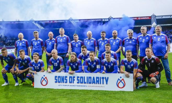 Iceland team