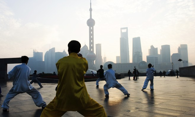 shanghai life