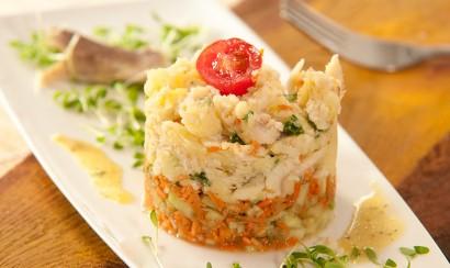 Brandade-of-potato,-salmon-&-mackerel