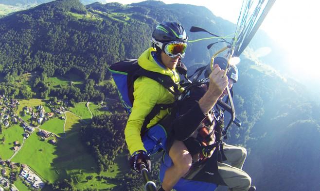 Paraglide-lead