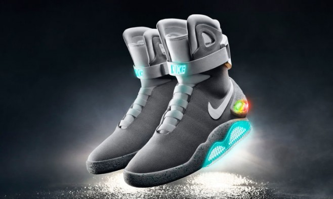 b52afc94b44 Back To The Future' sneakers to raise millions for Parkinson's research
