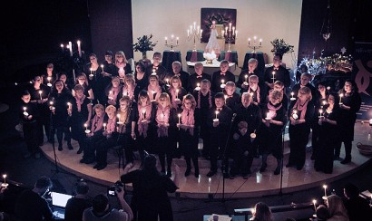 December 2015 Events Voices of Hope choir
