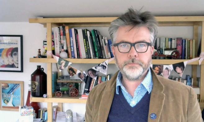 Mike Bell poet lead