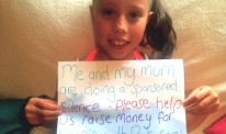 Parkinson's 100 challenge Natalie and Megan LEAD