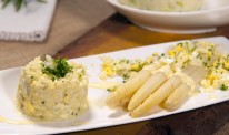 White asparagus recipe