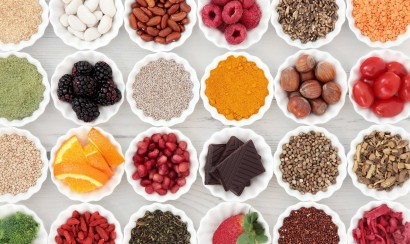 Superfoods lead