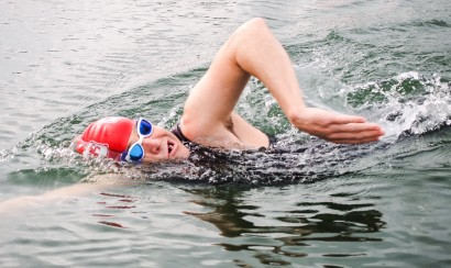 Adam Ellenstein swim lead